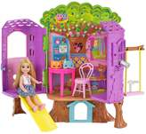 Barbie Chelsea Doll And Treehouse, Black