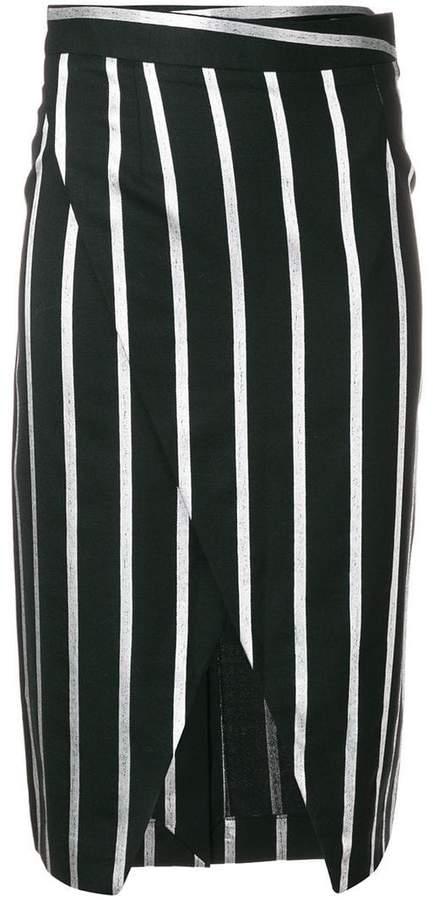 c27582774 Wrap Pencil Skirt - ShopStyle