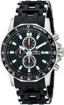 Invicta Men's Sea Spider 1930 Silicone Quartz Watch