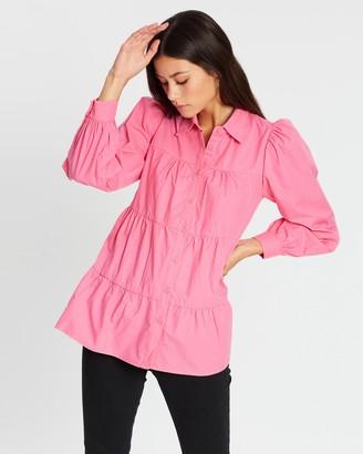 Atmos & Here Rimini Cotton Shirt