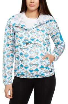 Columbia Women's Challenger Hooded Windbreaker