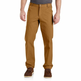 Carhartt Men's Rugged Flex Relaxed Fit Duck Utility Work Pant