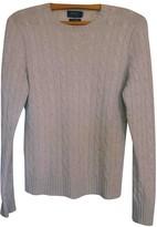 Polo Ralph Lauren Beige Cashmere Knitwear