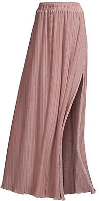 Ramy Brook Darya Slit Maxi Skirt