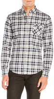 Moods of Norway Freddy Vik Slim Fit Button-Down Shirt
