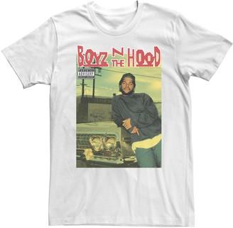 N. Men's Boyz The Hood Album Cover Tee