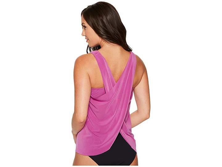 Magicsuit Solids Vanessa Top Women's Swimwear