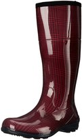 Kamik Women's Checks Rain Boot