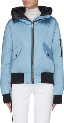 Goldbergh 'Gilsa' hooded performance down jacket