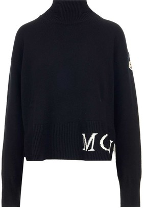 Moncler High Neck Sweater