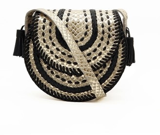 Nooki Design D'Souza Crossbody - Goldsnake