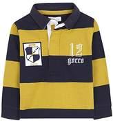 Gocco Baby Girls' Rayas Marino Polo Shirt