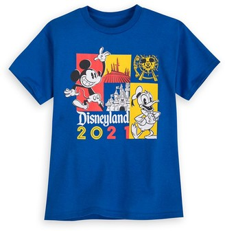 Disney Mickey Mouse and Donald Duck T-Shirt for Kids Disneyland 2021