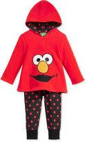Nannette 2-Pc. Elmo Hoodie & Jogger Pants Set, Baby Girls (0-24 months)