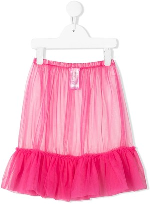 Il Gufo Flared Tutu Skirt