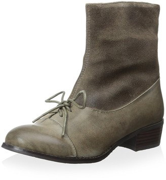 Antelope Women's Partial Lace-Up Boot