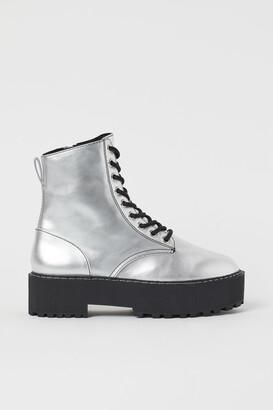 H&M Platform Boots
