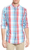 Gant Men's Madras Plaid Sport Shirt