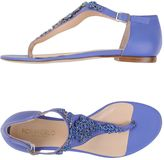 Fiorangelo Thong sandals