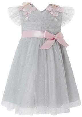 Monsoon Baby Glitter Cloud Dress