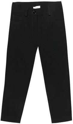 Dolce & Gabbana Kids Crepe pants