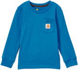 Carhartt Cool Blue Labs Pocket Tee - Boys