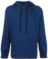 Études - 'Track' hoodie - men - Cotton - XS
