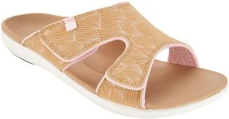Spenco Orthotic Slide Sandals - Kholo Wave
