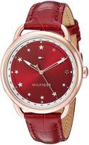 Tommy Hilfiger Women's 1781740 LUCY Analog Display Quartz Watch