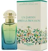 Hermes Un Jardin Apres La Mousson By Edt Spray 1.7 Oz