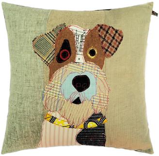 Freddy Carola Van Dyke Carola van Dyke the Fox Terrier Cushion - 50x50cm