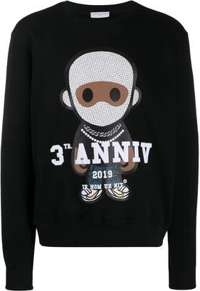 Ih Nom Uh Nit Big 3 Future sweater