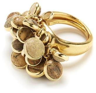 Oscar de la Renta Cluster Ring