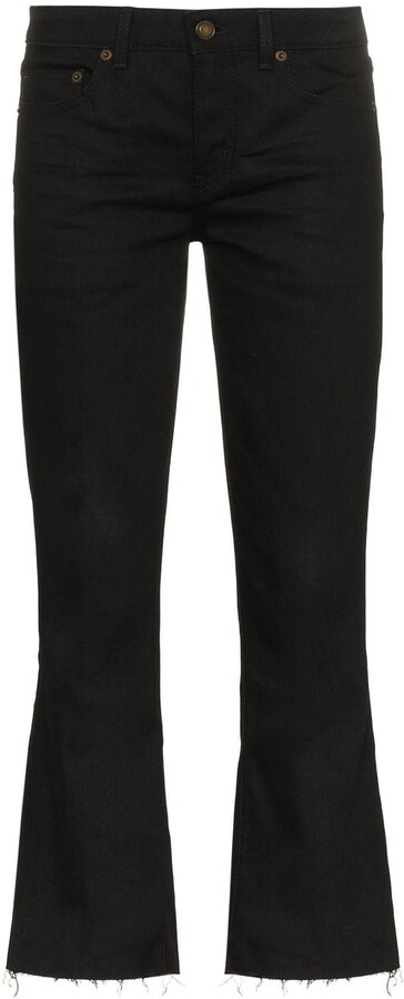 50a785196e cropped flared jeans