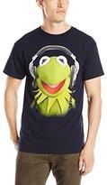 Disney Men's Muppets Kermit the Frog T-Shirt