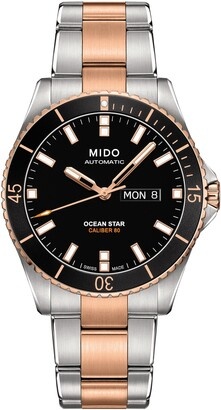 MIDO Ocean Star Diver Bracelet Watch, 42mm