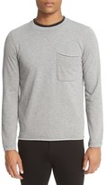 ATM Anthony Thomas Melillo Men's Raw Edge Sweatshirt