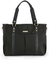 Timi & Leslie Infant Girl's 'Classic' Diaper Tote - Black