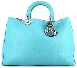 Christian Dior pre-owned large Diorissimo tote bag