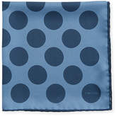 Tom Ford Dotted Silk Pocket Square