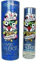 Christian Audigier Ed Hardy Love & Luck for Men 3.4 oz 100 ml EDT Spray