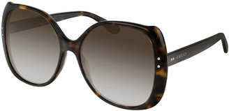 Gucci Gradient Butterfly Sunglasses