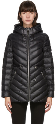 Mackage Black Down Lightweight Tara Jacket