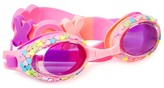 Bling2o Girls' Candy Hearts Swim Goggles