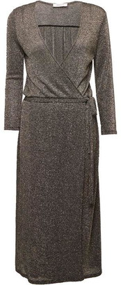 Great Plains Ivy Jersey V Neck Wrap Dress