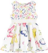 MonnaLisa Two-material dress