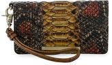 Brahmin Debra Tyndale Leather Wristlet
