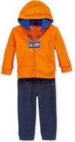Champion Baby Boys' 2-Pc. Crawl Walk Score Zip-Up Hoodie & Pants Set