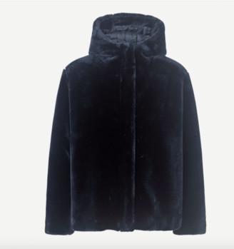 Samsoe & Samsoe Outerwear Jacket Sabal - Dark Blue / XXS