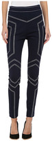 Love Moschino Structured Seams Pants